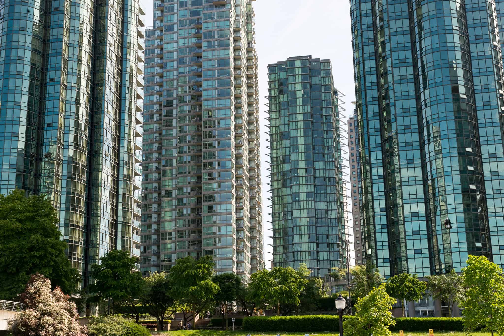Condos in Coal Harbour