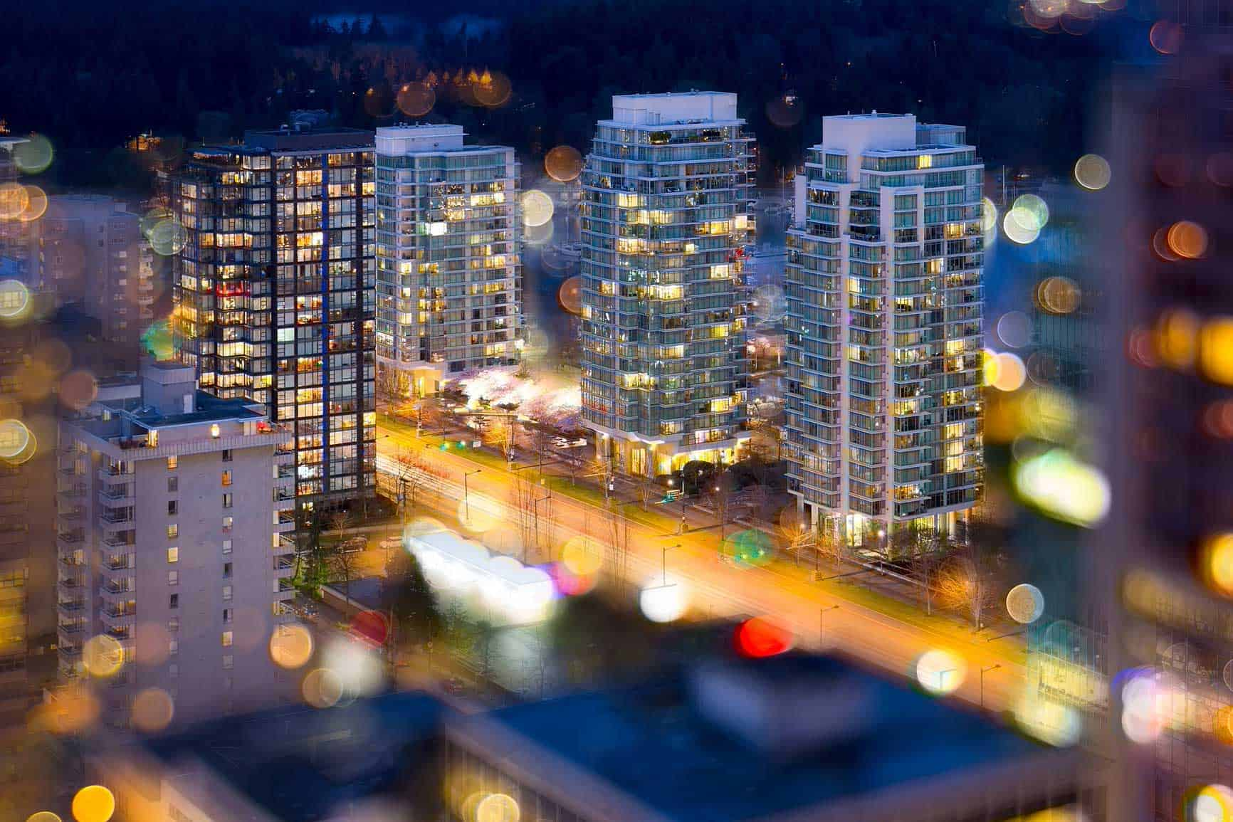 COAL HARBOUR LISTINGS