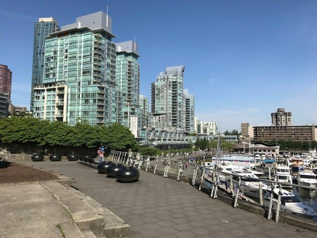 Coal Harbour Condo Value in 2019
