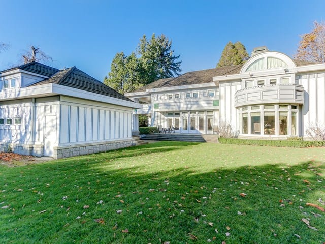 Most Expensive Houses in Vancouver - 1138 MATTHEWS AVENUE